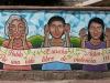 Mural in Cochabamba, Bolivia / Photo by proyecto mARTadero