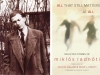 Photo of Miklós Radnóti and book cover for All That Still Matters At All