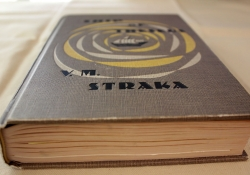 S by J. J. Abrams and Doug Dorst. Photo by Jen Rickard Blair