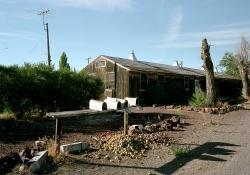 Barracks, Tule Lake Relocation Center, 2001