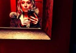 Bachmann self-portrait