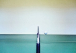 Ping-Pong Table. Photo by Raul Lieberwirth