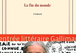 The cover for 2084: La fin du monde by Boualem Sansal