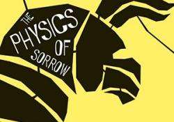 The cover to Georgi Gospodinov's book The Physics of Sorrow