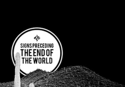 The cover to Signs Preceding the End of the World by Yuri Herrera