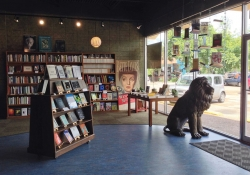 Inside Malvern Books