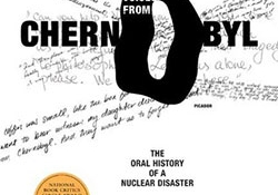 Voices from Chernobyl book cover