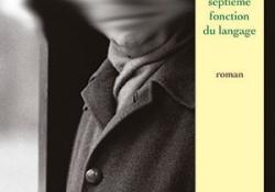 The cover to La septième fonction du langage by Laurent Binet