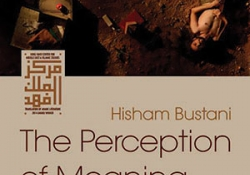 The cover to The Perception of Meaning by Hisham Bustani