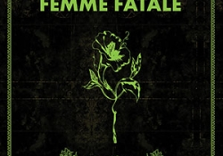 The cover to Cheer Up, Femme Fatale by Kim Yideum