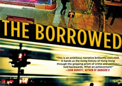 The cover to The Borrowed by Chan Ho-Kei