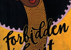 The cover to Forbidden Fruit by Stanley Gazemba