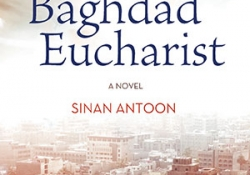 The cover to The Baghdad Eucharist by Sinan Antoon