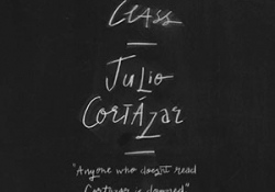 The cover to Literature Class, Berkeley 1980 by Julio Cortázar