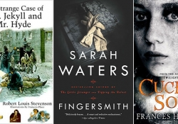 Covers for the three Gothic Novels to read for Midwinter