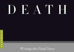 The cover to The Art of Death by Edwidge Danticat