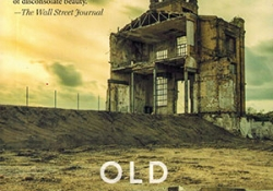 The cover to Old Rendering Plant by Wolfgang Hilbig