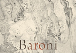 The cover to Baroni: A Journey by Sergio Chejfec