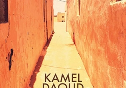 The cover to Zabor ou Les psaumes by Kamel Daoud