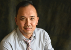 A photo of author Vu Tran