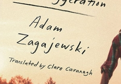 The cover to Slight Exaggeration by Adam Zagajewski