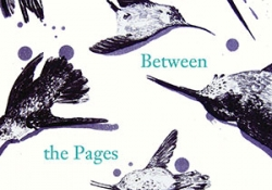 The cover to Hummingbirds Between the Pages by Chris Arthur