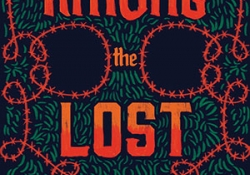 The cover to Among the Lost by Emiliano Monge