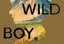 The cover Paolo Cognetti's The Wild Boy