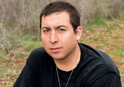 A photograph of Tommy Orange