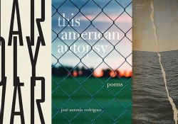 The covers to three books from the What to Read Now section