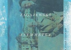 The cover to Asymmetry by Adam Zagajewski