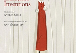 The cover to Incidental Inventions by Elena Ferrante