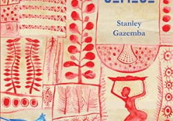 The cover to Dogmeat Samosa by Stanley Gazemba