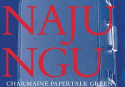 The cover to Nganajungu Yagu by Charmaine Papertalk Green