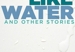 The cover to Like Water and Other Stories by Olga Zilberbourg