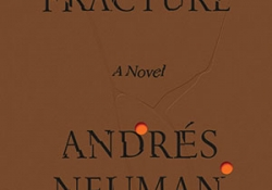 The cover to Fracture by Andrés Neuman