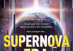 The cover to Supernova Era by Cixin Liu