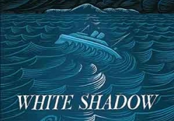 The cover to White Shadow by Roy Jacobsen