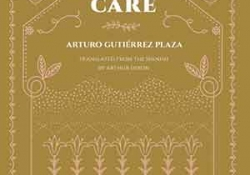The cover to Intensive Care by Arturo Gutiérrez Plaza