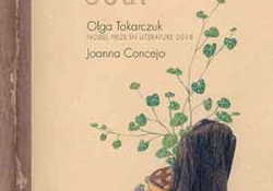 The cover to The Lost Soul by Olga Tokarczuk