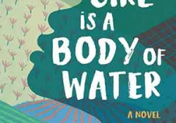 The cover to A Girl Is a Body of Water by Jennifer Nansubuga Makumbi