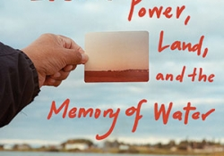 The cover to Northern Light: Power, Land, and the Memory of Water by Kazim Ali