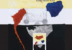 The cover to Black Ice by Kerry Shawn Keys