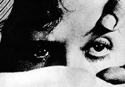 A still from Buñuel's Un Chien Andalou