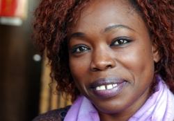 Fatou Diome / Courtesy of frenchculture.org