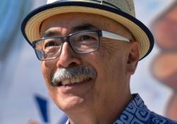Juan Felipe Herrera. Photo by Oregon State University/Flickr