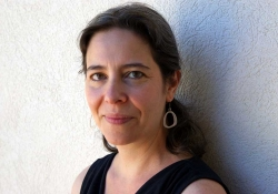 A photograph of translator Jessica Cohen