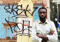 Emmanuel Iduma. Photo by Dawit L. Petros