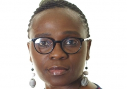 A photo of Jennifer Nansubuga Makumbi