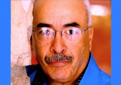 A photograph of Juan Felipe Herrera
